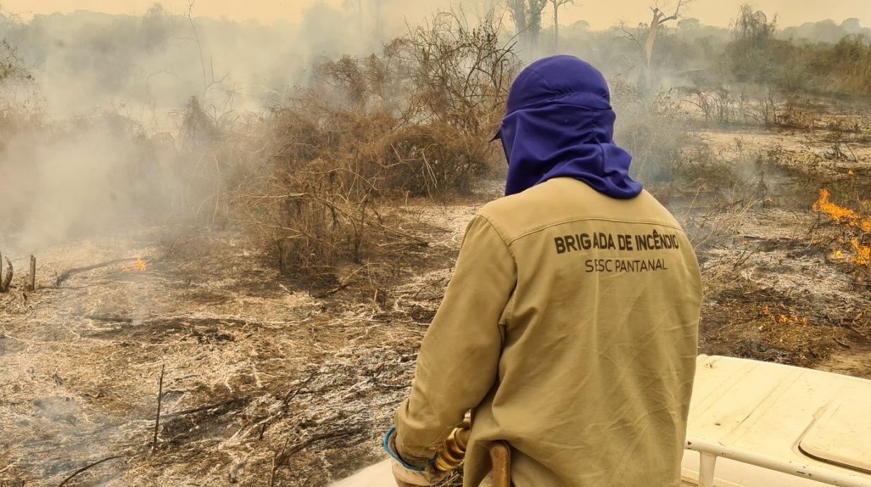 Brigada de Prevenção e Combate a Incêndios