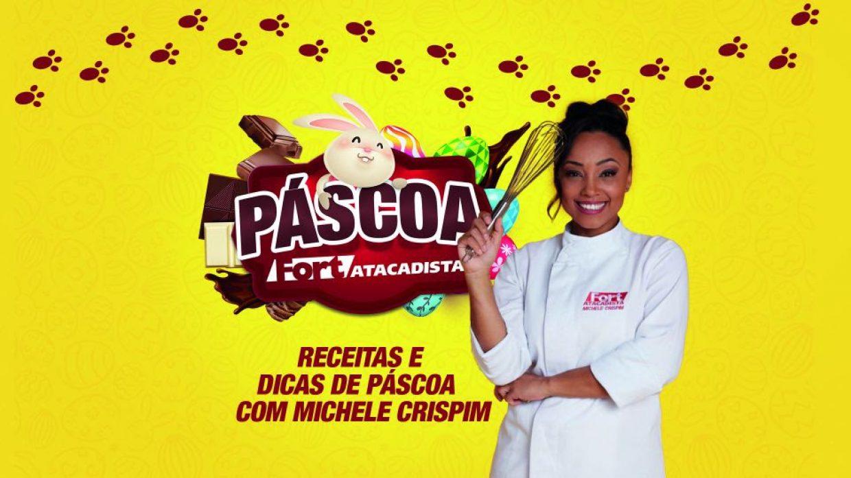 Chef Michele Crispim
