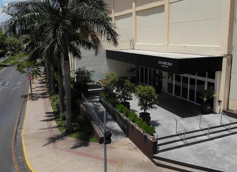 Goiabeiras Shopping - fachada