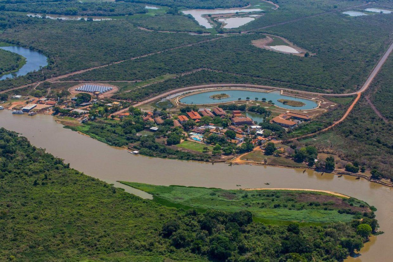 Hotel Sesc Porto Cercado - unidade do Sesc Pantanal