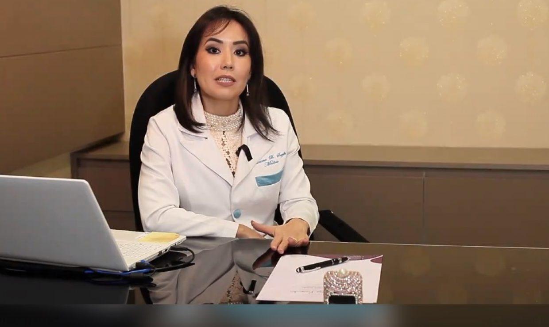 Médica Mariana Suzuki