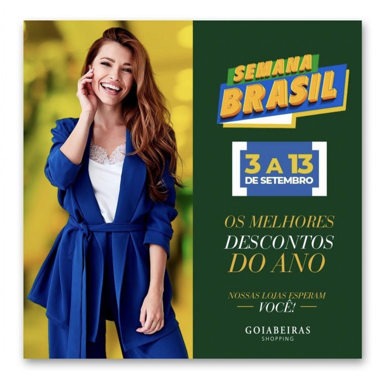 Semana Brasil Goiabeiras