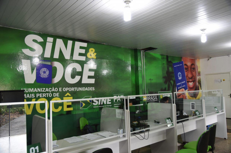 Sine Municipal de Cuiabá - foto de Gustavo Duarte
