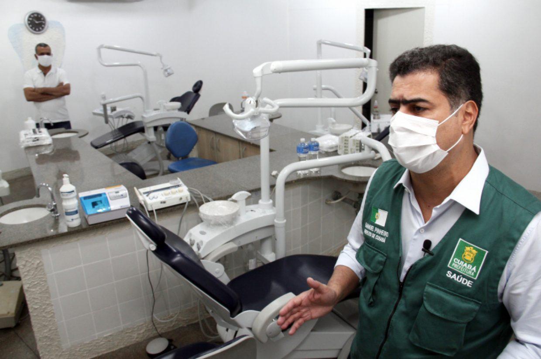 centro odontológico foto Luiz Alves Secom