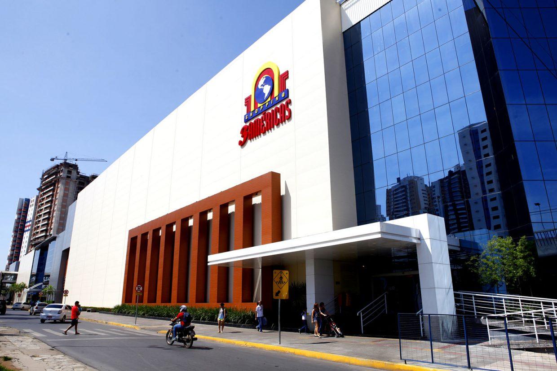 shopping 3 americas fachada